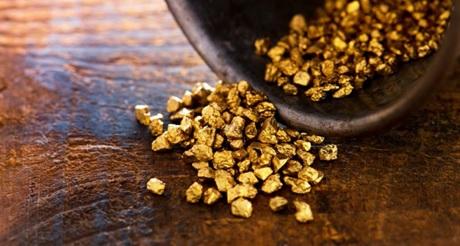 corrida do ouro